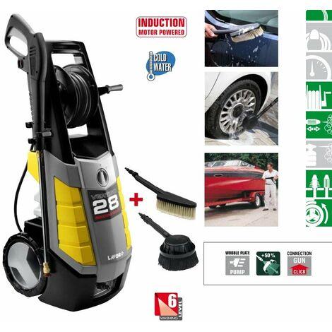 Promo Lavor - Nettoyeur haute pression PRO Moteur INDUCTION 180 Bars 2800W 510L/h - Vertigo 28 - TNT