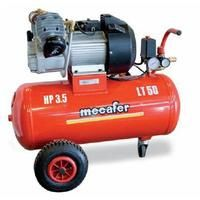 Promo Mécafer - Compresseur lubrifié 3,5CV 50 litres + kit Gonflage OFFERT - TWENTY