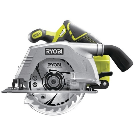 Promo Ryobi - Scie circulaire 18V One+ 165mm sans batterie ni chargeur - R18CS-0