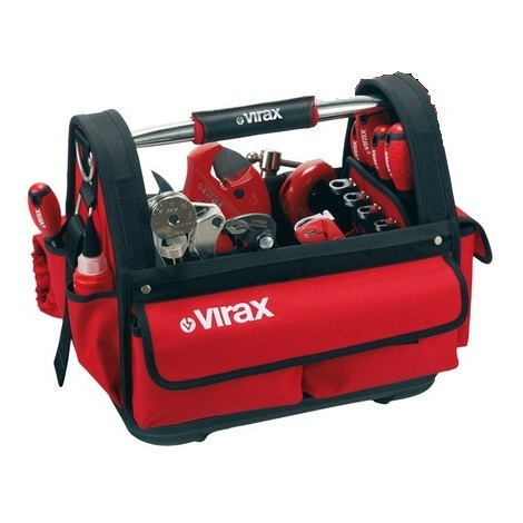 Promo Virax - Mini Sac à outils textile charge 12 Kg