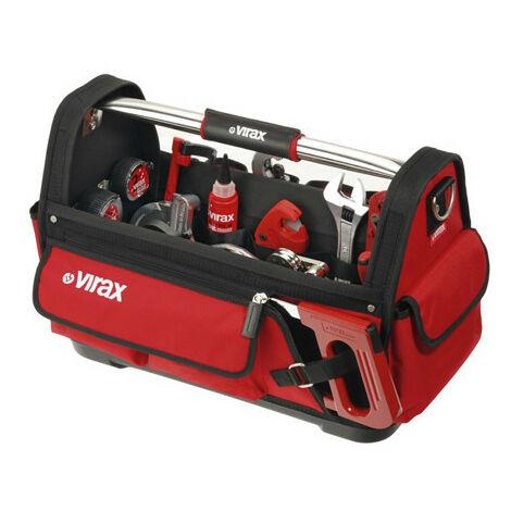 Promo Virax - Sac à outils textile charge maxi 15 kg