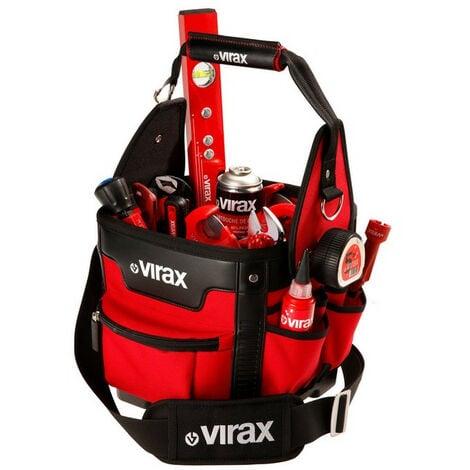 Promo Virax - Sac seau à outils textile charge 15 Kg