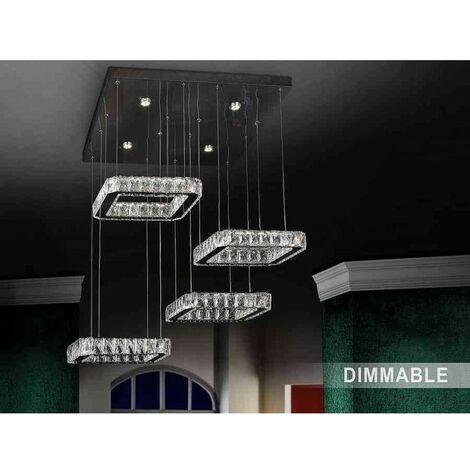 Promoción lámpara Schuller DIVA DIMABLE 4 luces