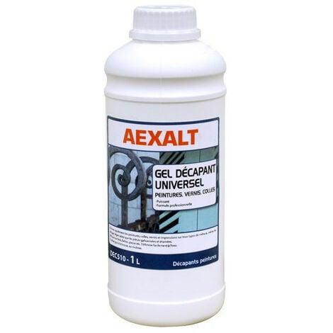 Promotion - Aexalt - Gel DECAPANT UNIVERSEL PRO peintures, colles, vernis et impressions 1 L