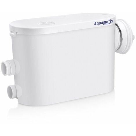 Promotion -Aquamatix - Broyeur silencieux 400W 30/35dB - Silencio S