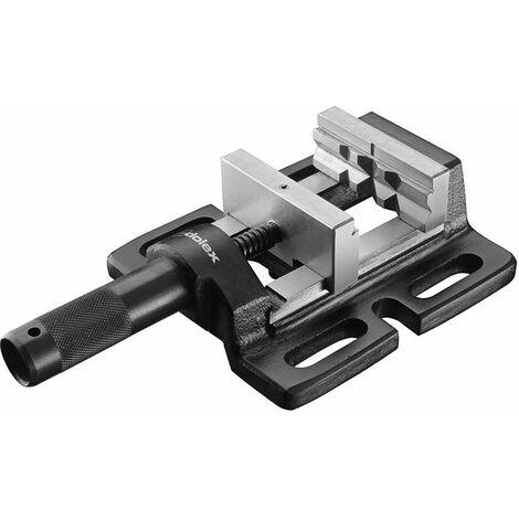 Promotion - Dolex - Etau perceuse en fonte spéciale ouverture 100 mm 170x154x13,5 mm - Série 310 + 325