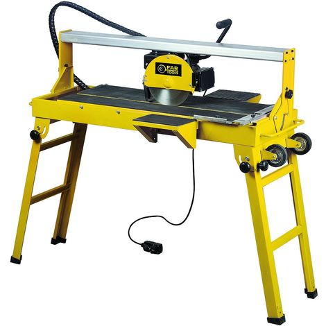 Promotion -Fartools - Coupe carrelage radial 1200 W coupe maxi. 42 mm x 865 mm - TCR 230L