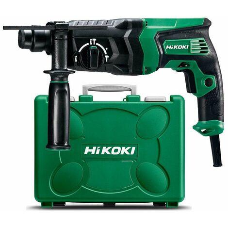 Promotion - Hikoki - Perforateur burineur SDS-Plus 830W 26mm 2,9 Joules - DH26PC2WSZ