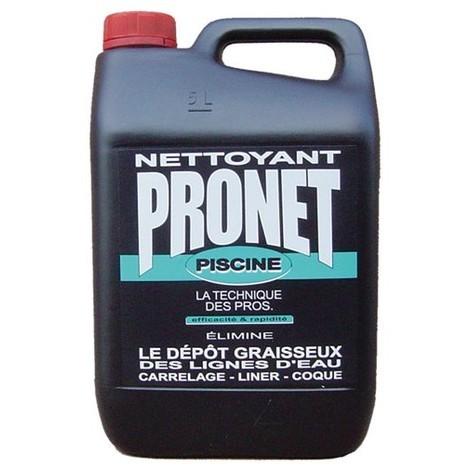 PRONET - Nettoyant piscine - 5 L