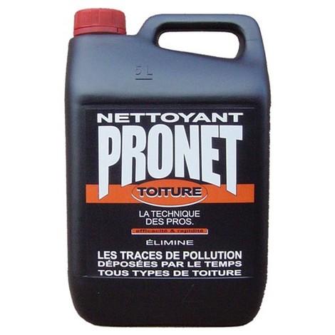 PRONET - Nettoyant toiture - 5 L