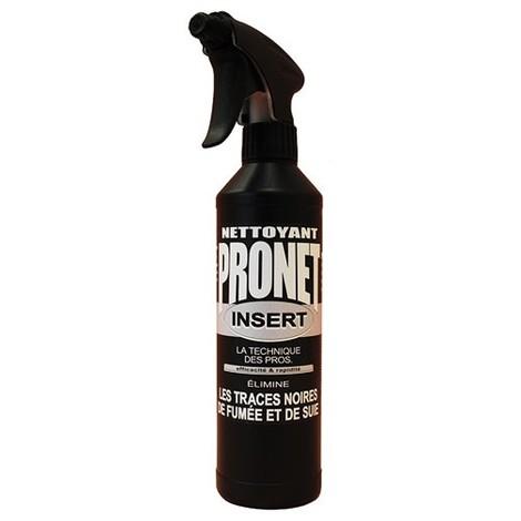 PRONET - Nettoyant vitres d'insert vaporisateur - 500 mL