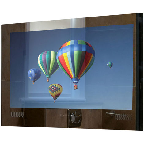 "ProofVision 24"" Bathroom TV - Mirror Finish"