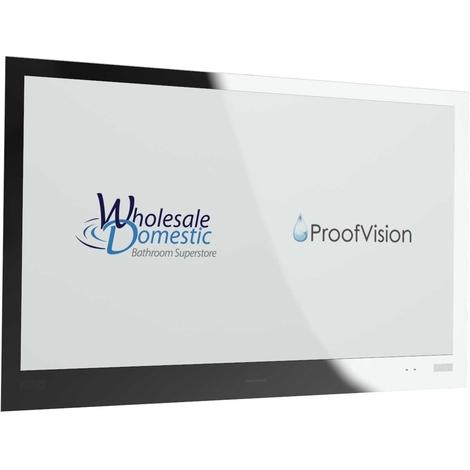 "ProofVision Premium Mirror 43"" Waterproof Bathroom Television"