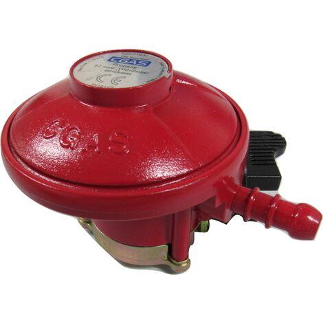 "main image of ""Propane Gas Regulator - 27MM Clip On Calor Patio Heater"""