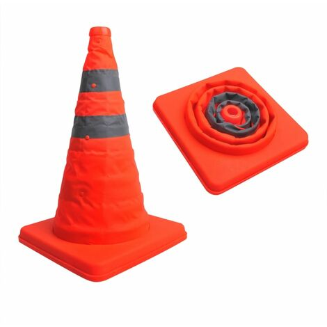 ProPlus Collapsible Safety Cone 540320