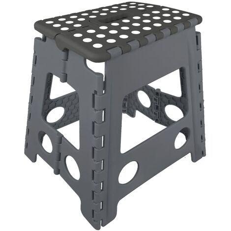 ProPlus Foldable Step Stool for caravan or camping 39 5 cm 770826