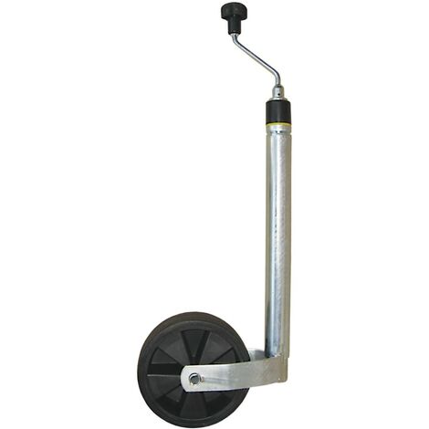 ProPlus Jockey Wheel with Scales 22 x 6.5 cm 341510