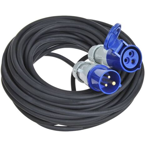 ProPlus Rallonge électrique CEE 30 m