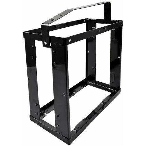 ProPlus Soporte de metal para bidón 10 L - Negro