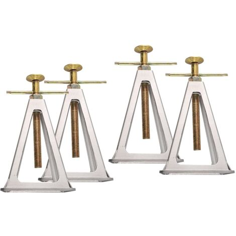ProPlus Stabiliser Stands Set Aluminium 4 pcs 360803