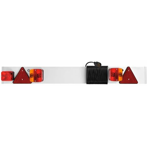 ProPlus Trailer Board with Fog Light + 5 m Cable 330432