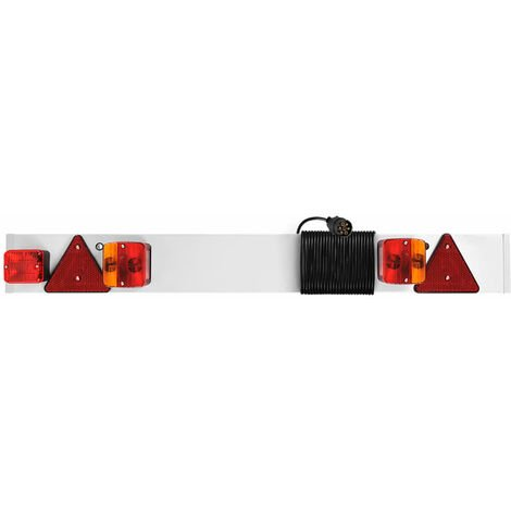 ProPlus Trailer board with Fog light + 9 m Cable 330460