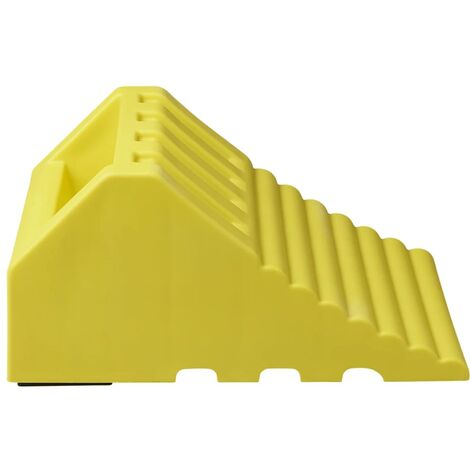 """main image of """"ProPlus Wheel Chock with Handle Plastic L"""""""