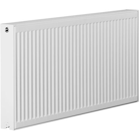 Prorad By Stelrad Type 21 Double Panel Single Convector Radiator 500mm H x 800mm W - 940 Watts