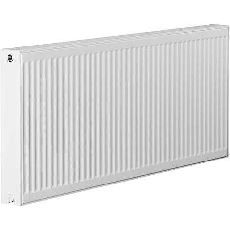 Prorad By Stelrad Type 21 Double Panel Single Convector Radiator 700mm H x 800mm W - 1231 Watts