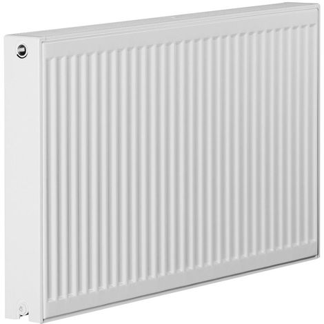 Prorad By Stelrad Type 22 Double Panel Double Convector Radiator 600mm H x 600mm W - 1048 Watts