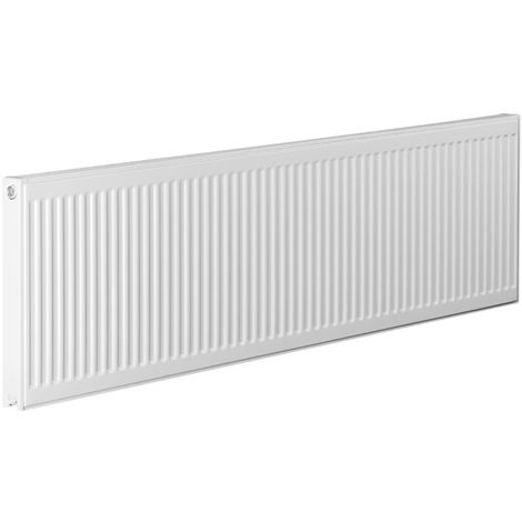 Prorad By Stelrad Type 22 Double Panel Double Convector Radiator 600mm H x 900mm W - 1572 Watts