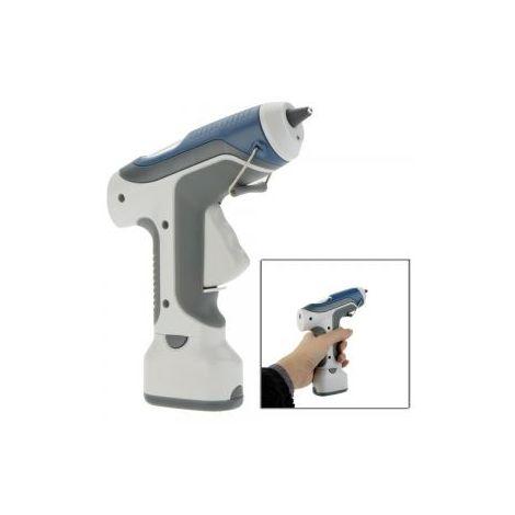 Pro's Kit GK386 pistola pegamento termofusible con bateria ,pistola selladora de cola