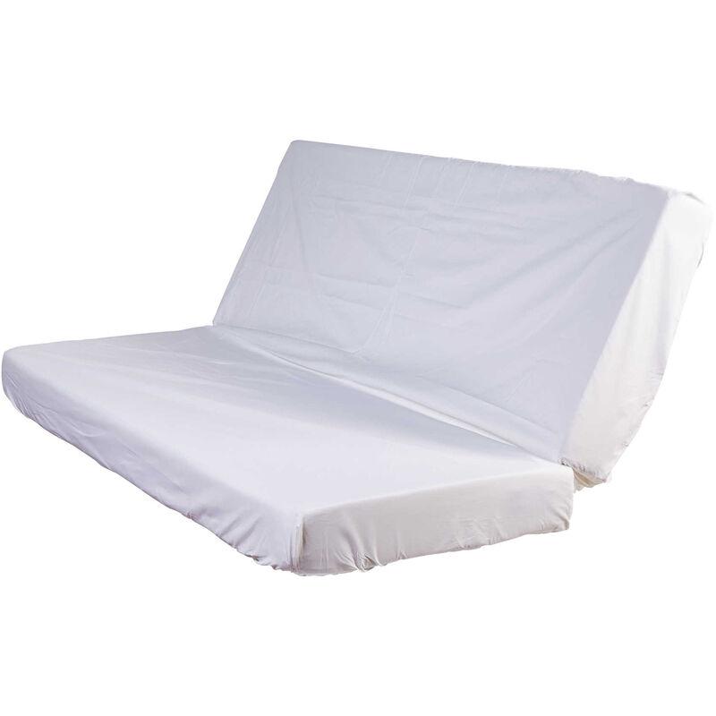 Prot/ège Matelas imperm/éable 80x190 cm Bonnet 30cm Arnon Molleton 100/% Coton contrecoll/é polyur/éthane