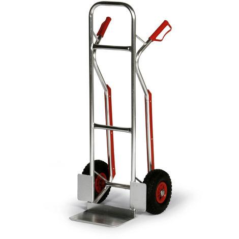 Protaurus Aluminium -Stapelkarre mit 200kg Traglast