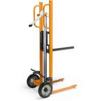 Protaurus Hubkarre mit Lastdorn bis 250kg Tragkraft