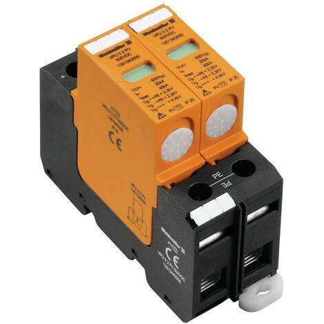Protección de la sobretensión Weidmuller 600VDC descargar 25KA 1351340000