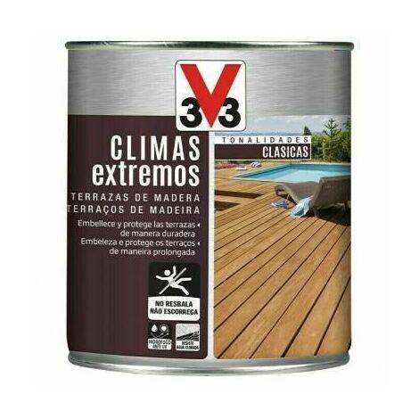 Protección para madera terrazas incoloro 0,75l