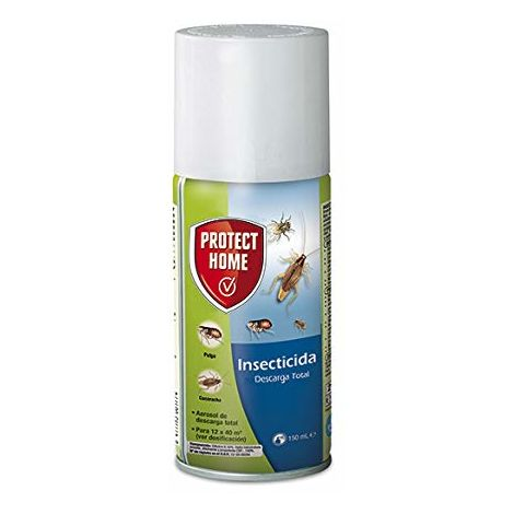 Protect Home SBM Insecticida Descarga Total - 150ml