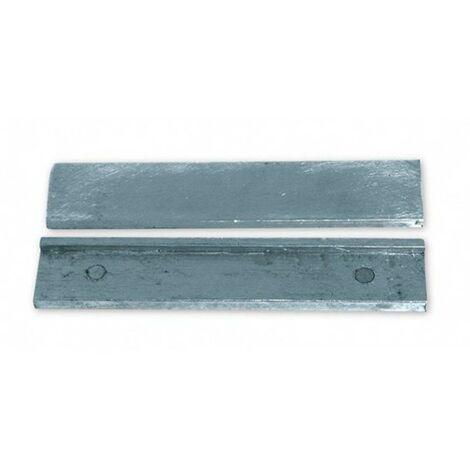 PROTECTEUR ALUMINIUM PLAT - étau modèle 55150