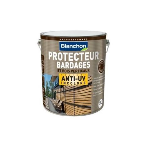 Protecteur Bardages Anti-UV Blanchon 5L incolore