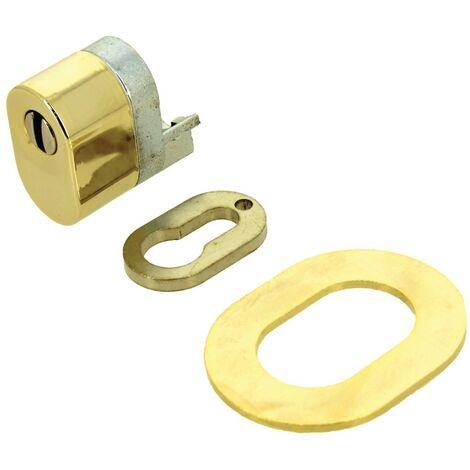Protecteur de cylindre radial NT+ A2P** finition doré pour serrure A2P** série 5000 Trilock SGN2