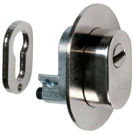 Protecteur de cylindre radial NT+ A2P** finition nickelé pour serrure A2P** série 5000 Trilock SGN2