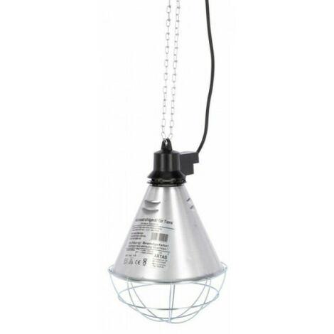 Protecteur de lampe Kerbl pour couveuse - câble 5 mètres + économiseur