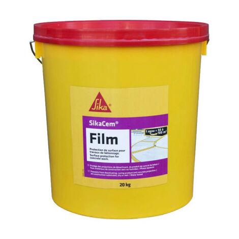 Protecteur de surface SIKA SikaCem Film - 20kg - Vert