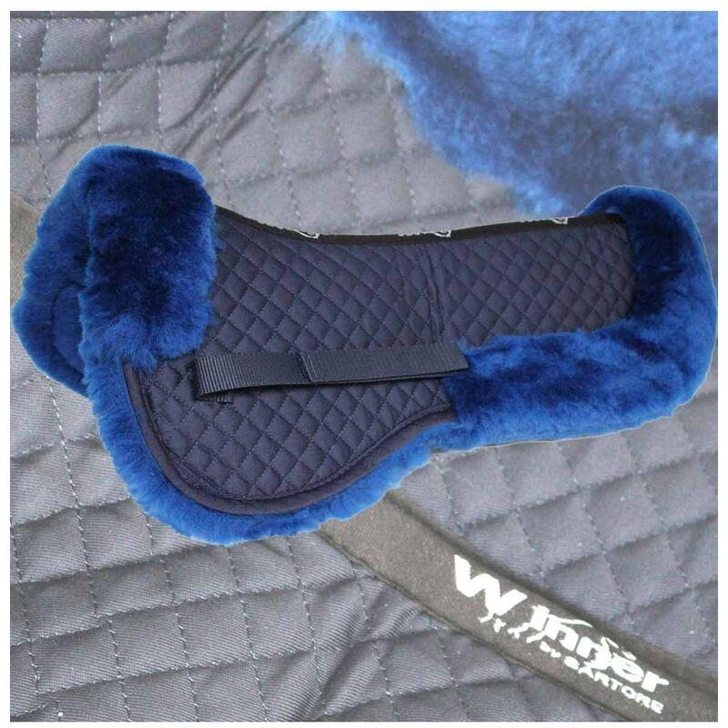 Winner - Protection dorsale complète bleu/bleu