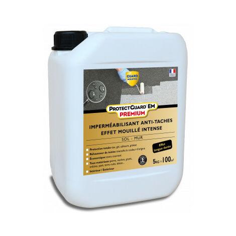 ProtectGuard EM Premium effet mouillé intense Hydrofuge Oléofuge Anti-tâches