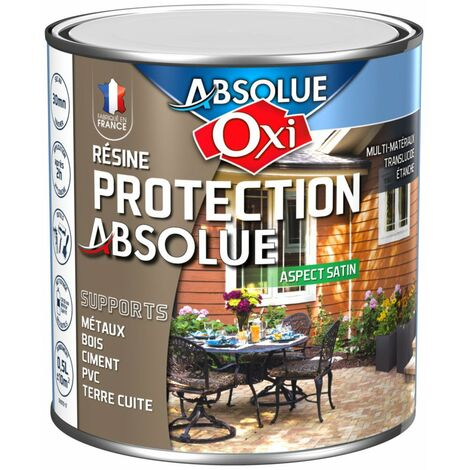 Protection Absolue Satin 0l5 - OXI