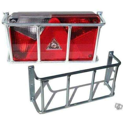 Protection de feux pour remorque