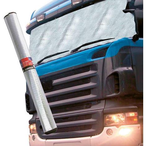 Protection de pare-brise en aluminium pour véhicules utilitaires et fourgonnettes