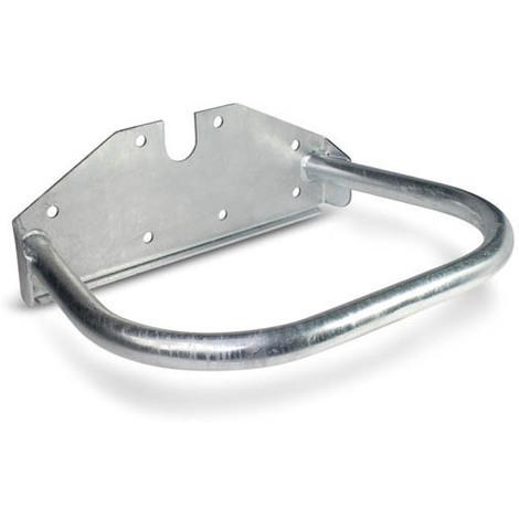 Protection galvanisée pour abreuvoir grand modele